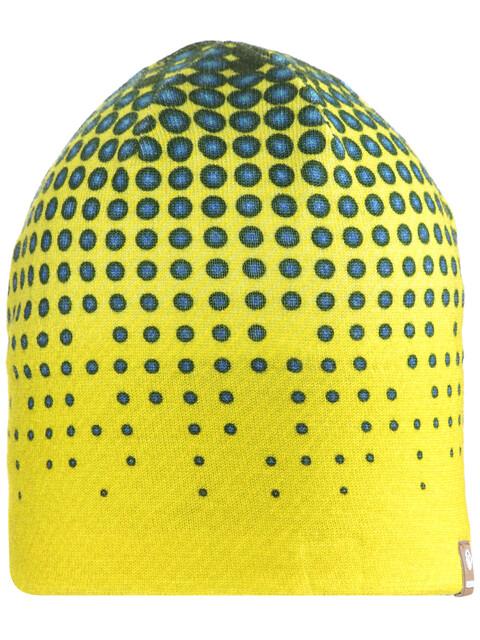 Giesswein Beilspitze Mütze gelb